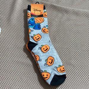 Stitch Halloween socks!!